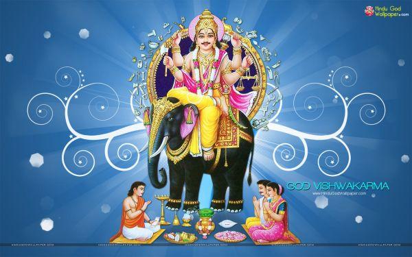 Vishwakarma Puja 2017 Image free download