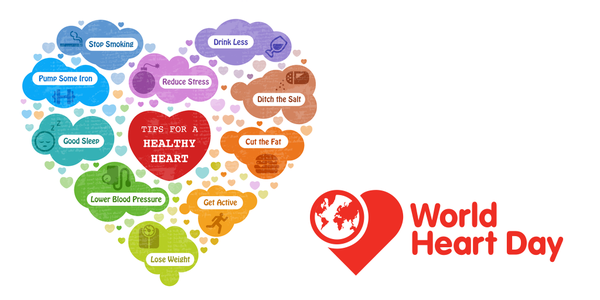 World Heart Day 2017 HD Pics