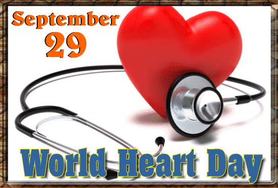 World Heart Day 2018 Images