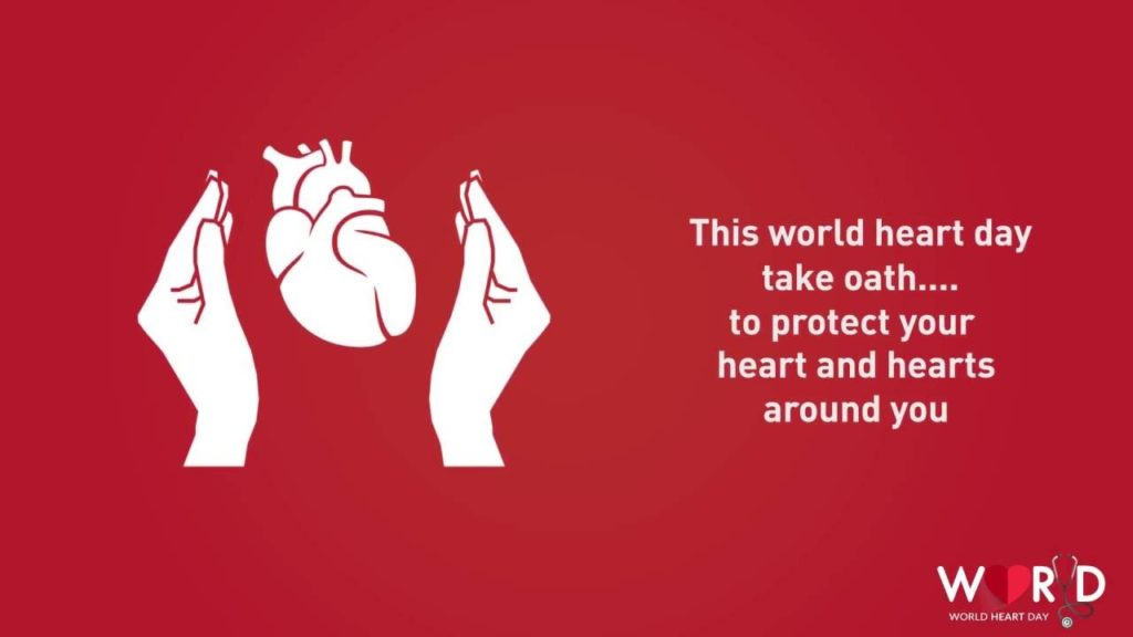 World Heart Day 2017 Wallpapers