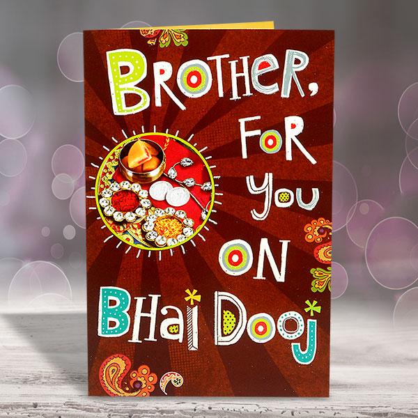 Bhai Dooj 2021 Gift Cards for Sister