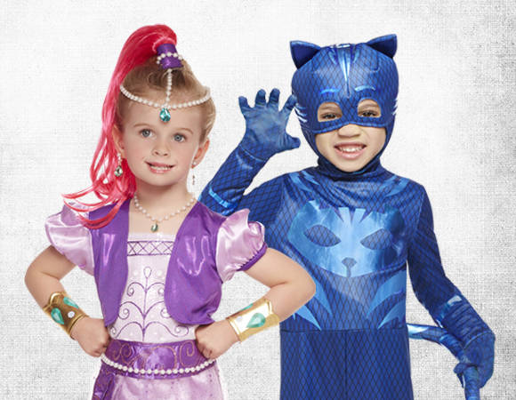 Halloween Costumes For Kids 2018