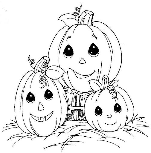 Halloween Coloring Pages 2017 - Printable Halloween Coloring Pages ...