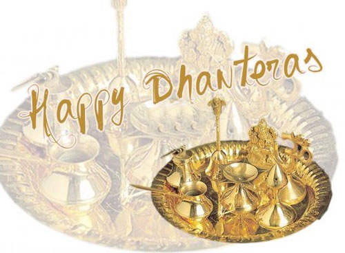 Happy Dhanteras 2018 HD Pics