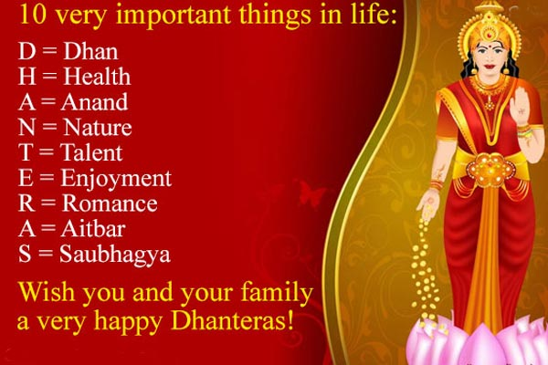 Happy Dhanteras 2018 Image for FB