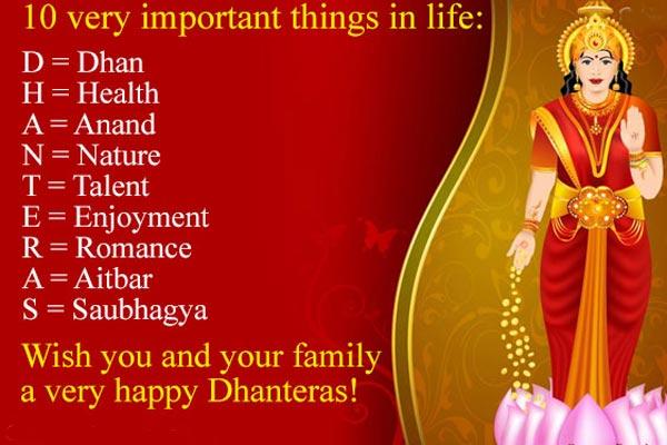Happy Dhanteras 2021 Image for FB
