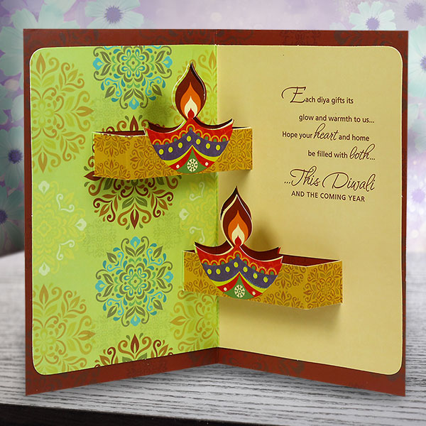 Happy Diwali 2018 Gift Card