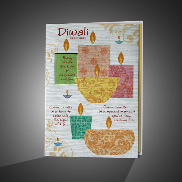 Happy Diwali 2018 Gift Card for Crush