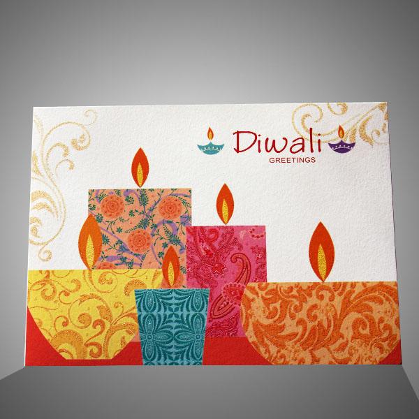 Happy Diwali 2021 Greeting Card