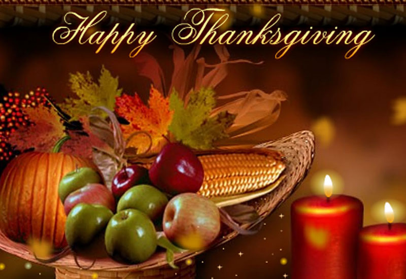 Happy Thanksgiving Day 2018 Image