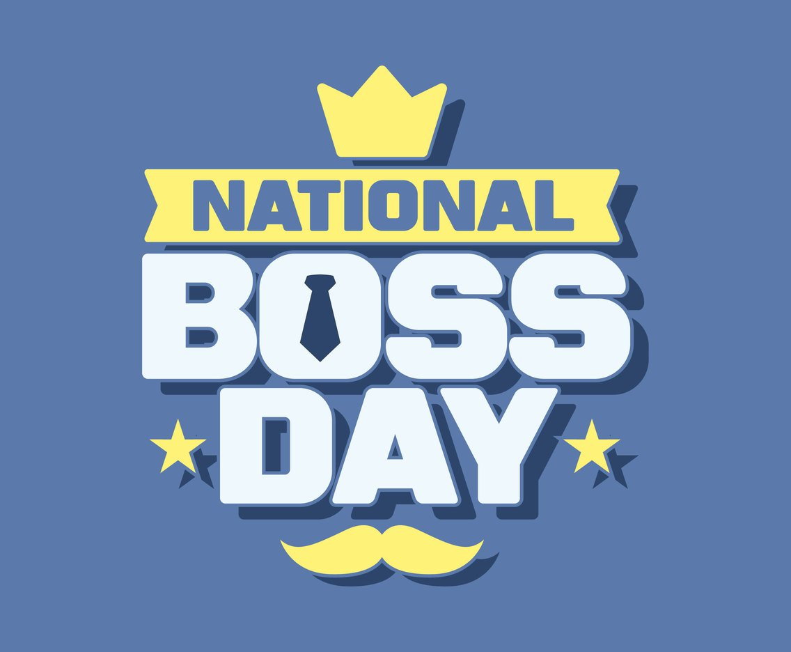 National Boss Day Images