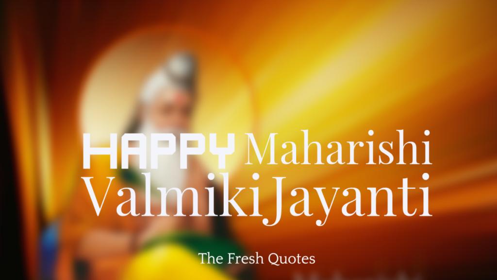 Valmiki Jayanti 2019 Image free download