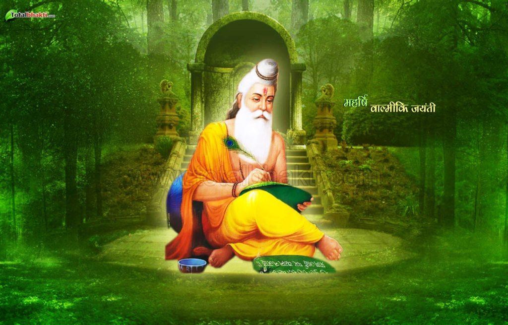 Valmiki Jayanti 2019 Wallpaper free download