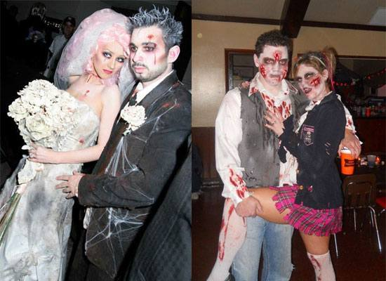Scary Halloween Costumes Ideas For Adults.Halloween Costumes For Adults And Kids Easy Halloween Costume Ideas