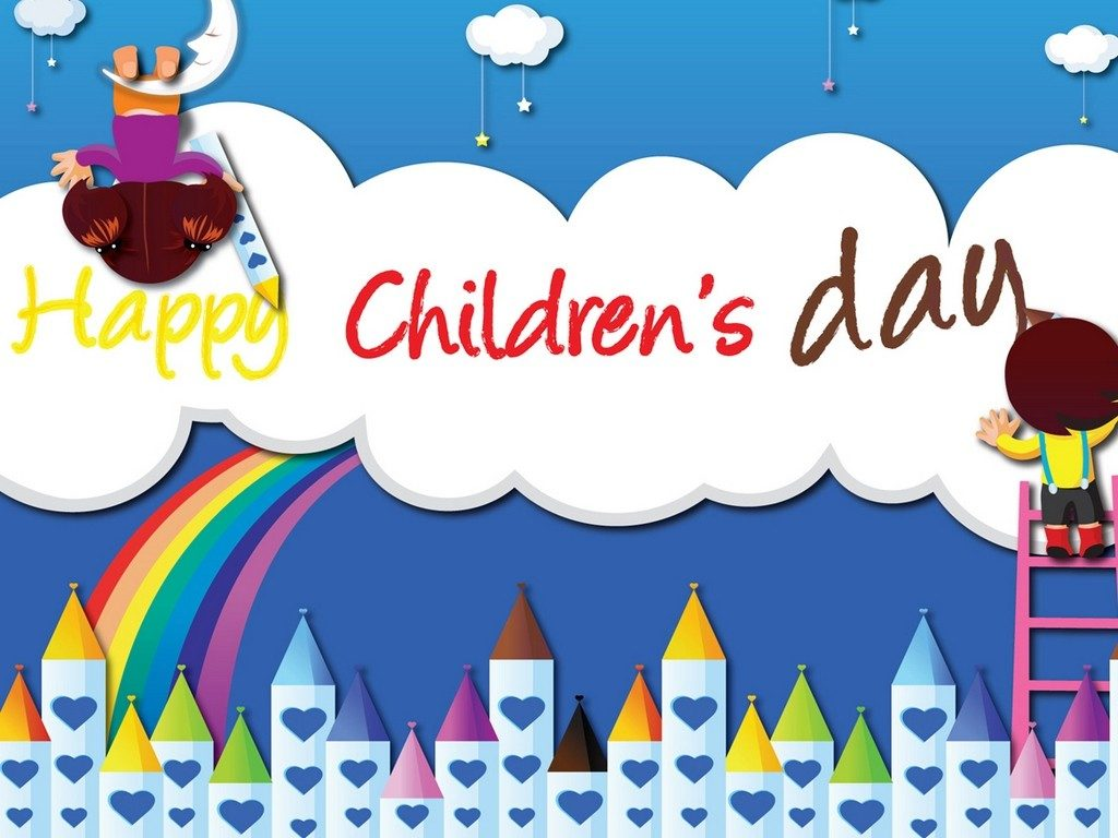 Children's Day 2019 DP for Whatsapp