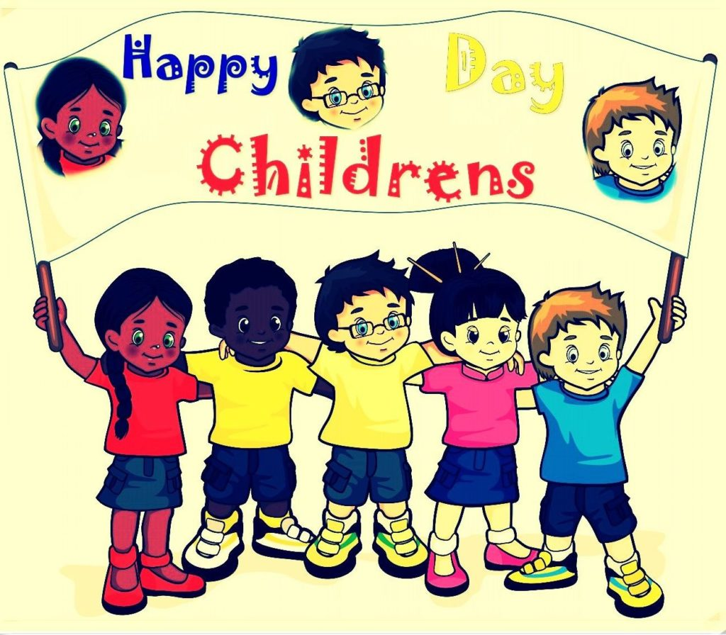 Children's Day 2019 Image for Facebook