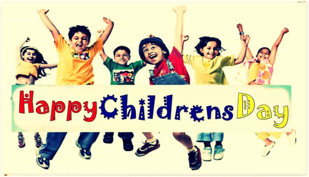 Children's Day 2019 Wallpaper