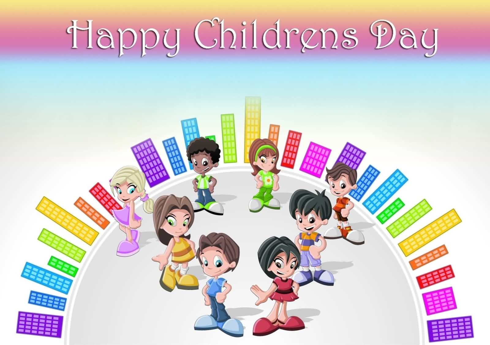 Childrens Day Whatsapp Status