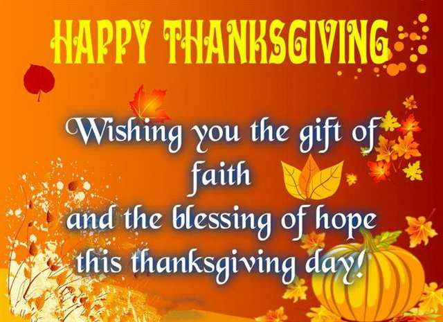 Thanksgiving Day 2018 Whatsapp Status
