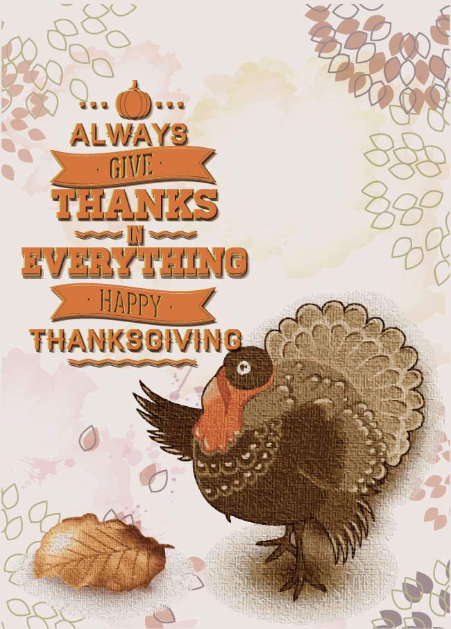 Thanksgiving Day 2019 Wishes