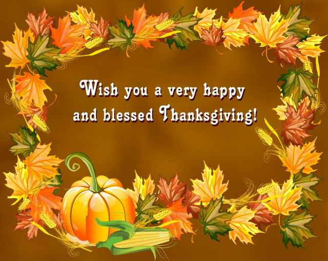 Thanksgiving Messages & SMS