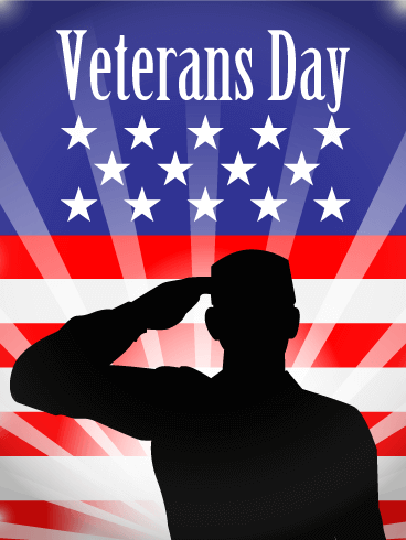 Veterans Day 2019 Cards