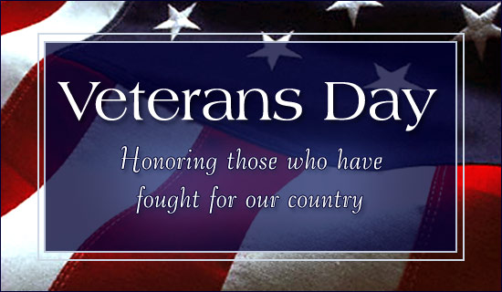 Veterans Day 2017 Thank You Messages & SMS