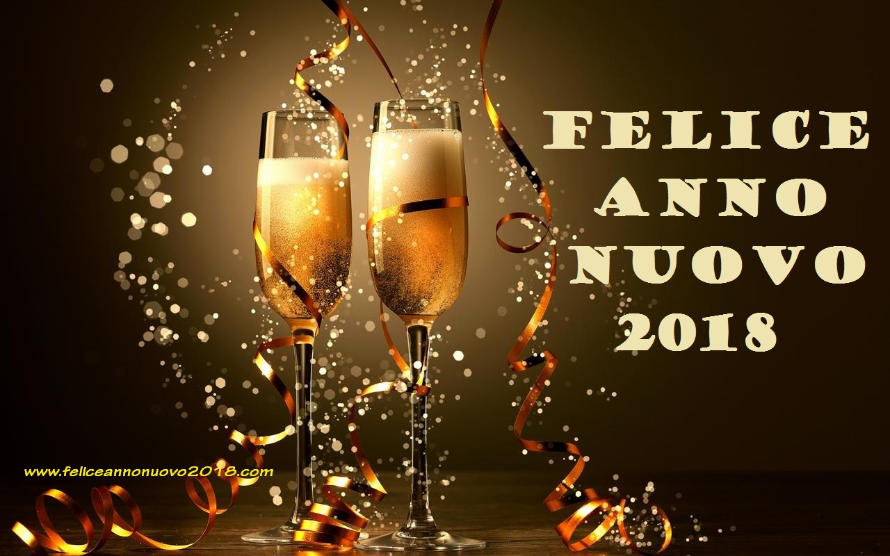 Felice Anno Nuovo 2018 Images