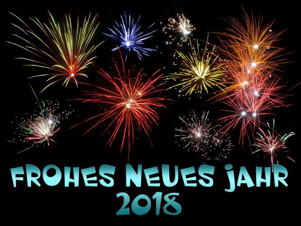 Frohes Neues Jahr 2018 Bilder, Wünsche, Nachrichten, Grüße, GIF ...