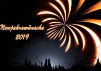 Frohes Neues Jahr 2019 Bilder