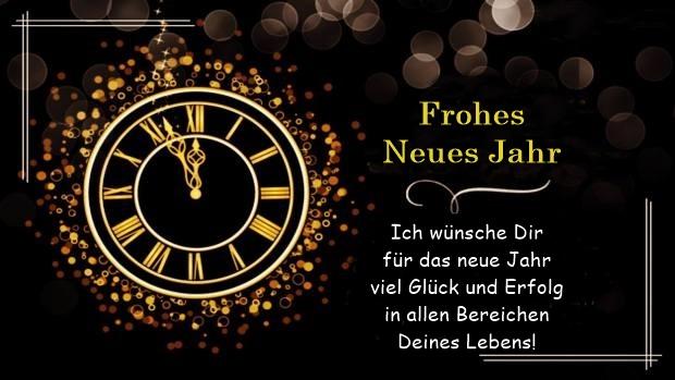 Frohes Neues Jahr 2020 Bilder &Hintergrundbilder