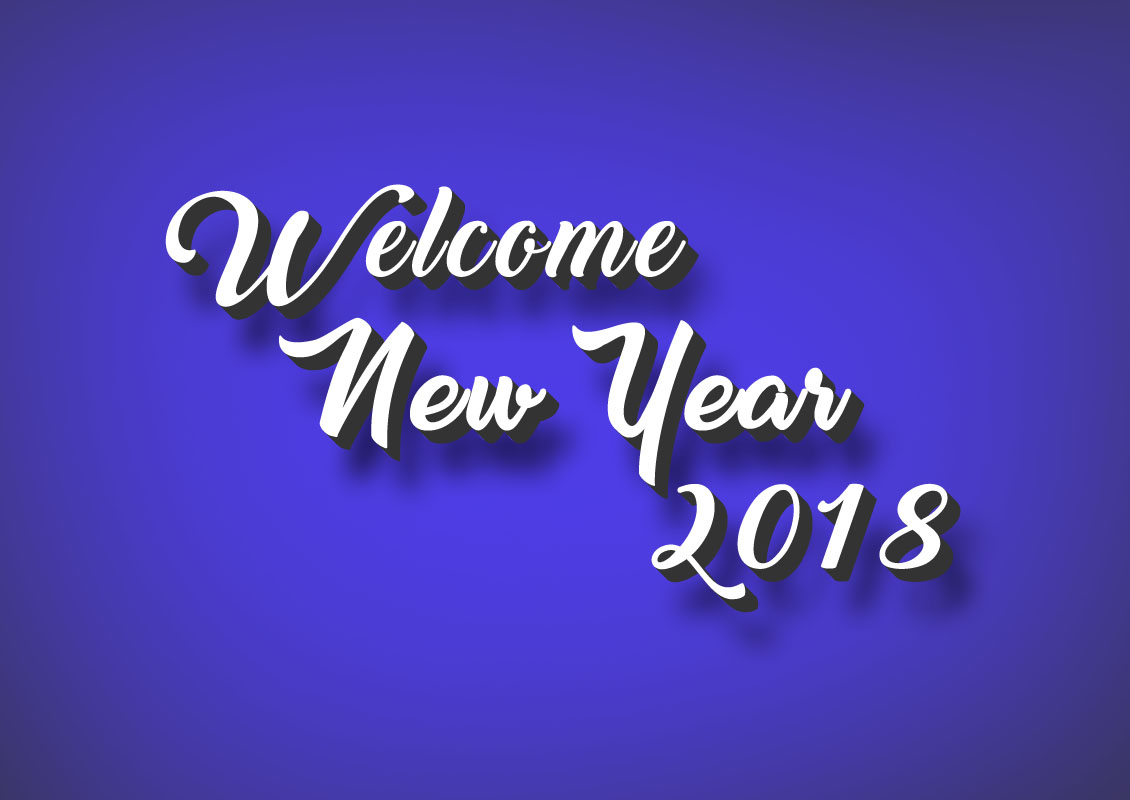 Goodbye 2017 Welcome 2018 Images, Wishes, Quotes, Whatsapp DP