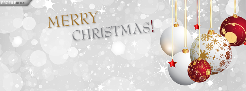 Merry Christmas 2017 FB Timeline Cover Photos