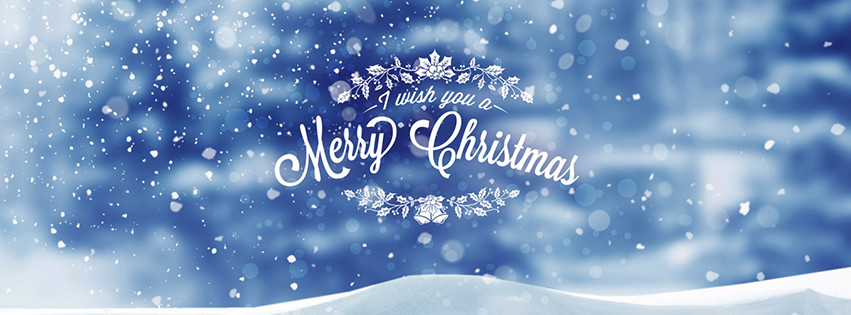 Merry Xmas 2017 Facebook Cover Photos