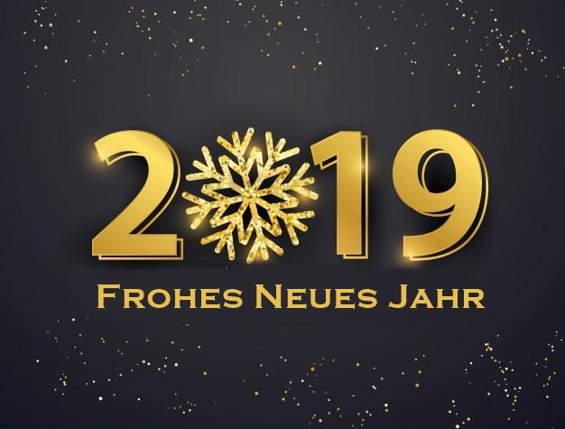 Neujahr 2019 Bilder