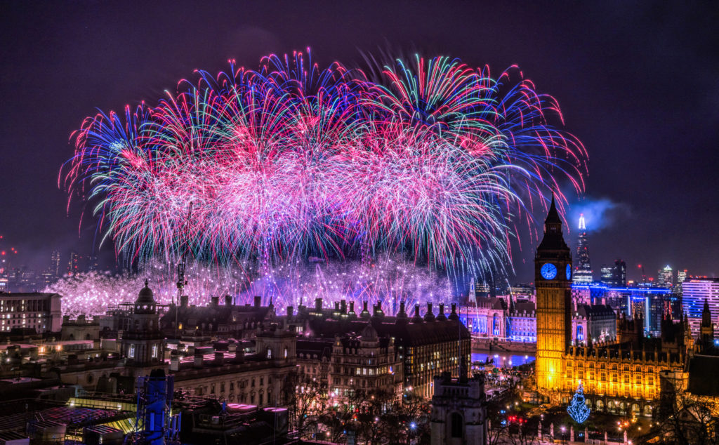 New Year 2019 Countdown & Live Celebration at London