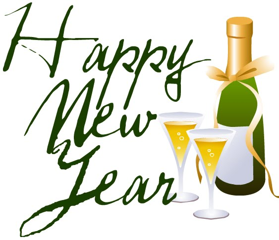 New Year 2019 Party Clipart