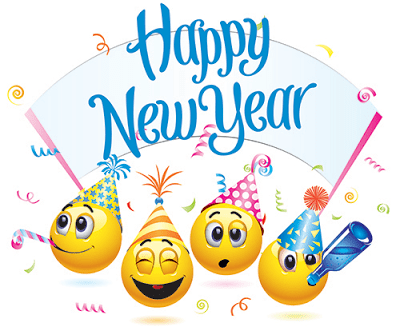 New Year Clipart 2019