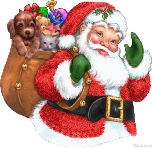 Santa Claus DP for Whatsapp
