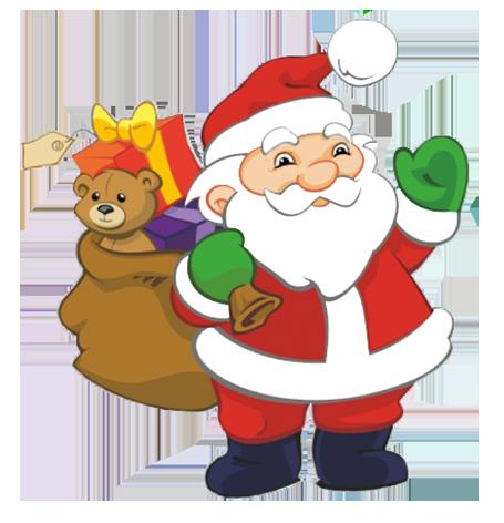 Santa Claus DP