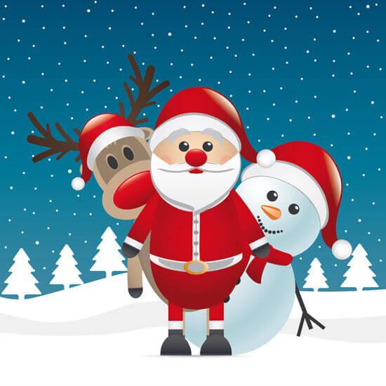 Santa Claus HD Image