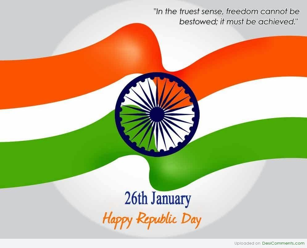 70th Republic Day Images & GIF 2018 / 26th January Images