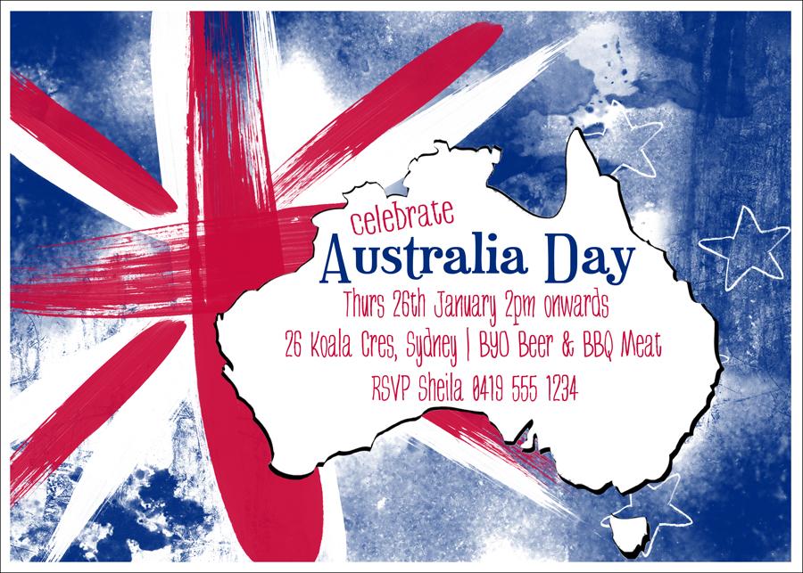 Australia Day Wishes