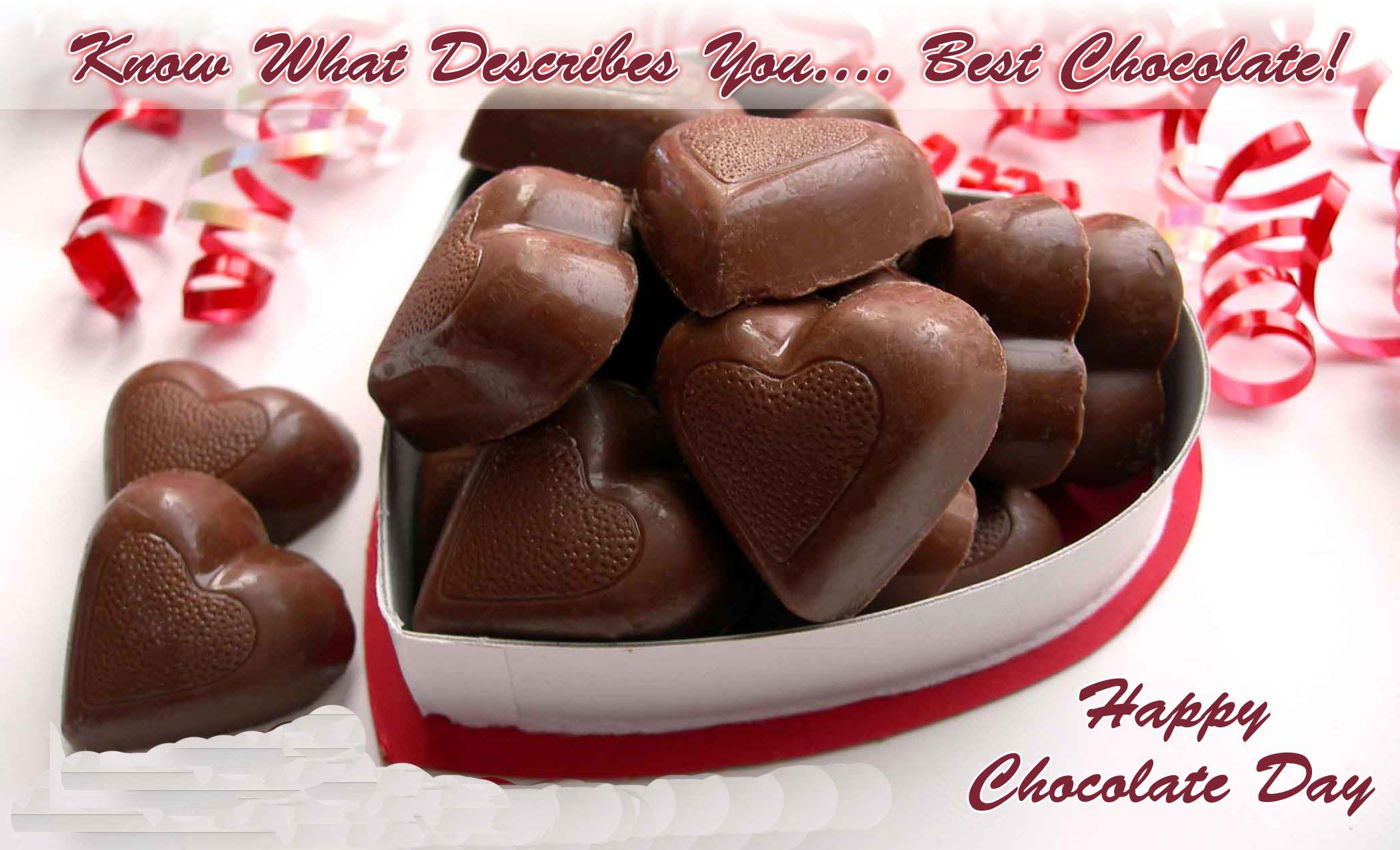 Chocolate day hd wallpaper