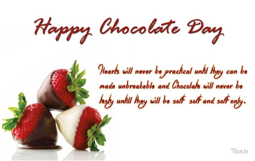 Chocolate Day 2020 Wishes in Hindi & English