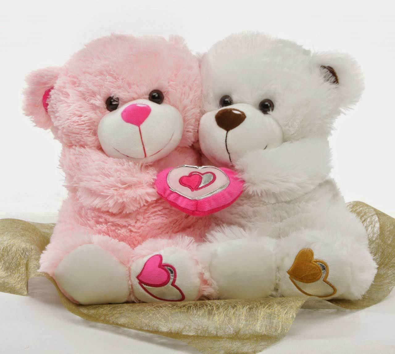 Cute Teddy Bear HD Image for Girlfriend & Boyfriend