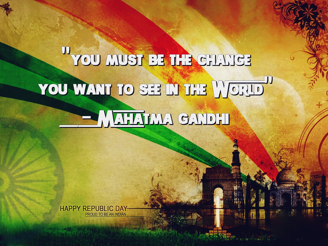 Happy 69th Republic Day Images 2018 HD, Quotes, Wallpapers ...