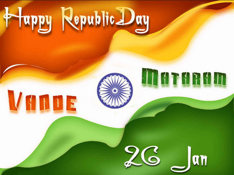 Happy 69th Republic Day Status for Whatsapp & Facebook on 26th January 2018 in Hindi & English