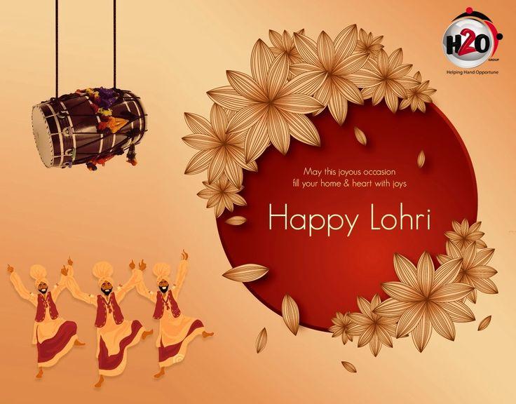 Happy Lohri 2019 Messages & SMSin Punjabi, Hindi & English Fonts
