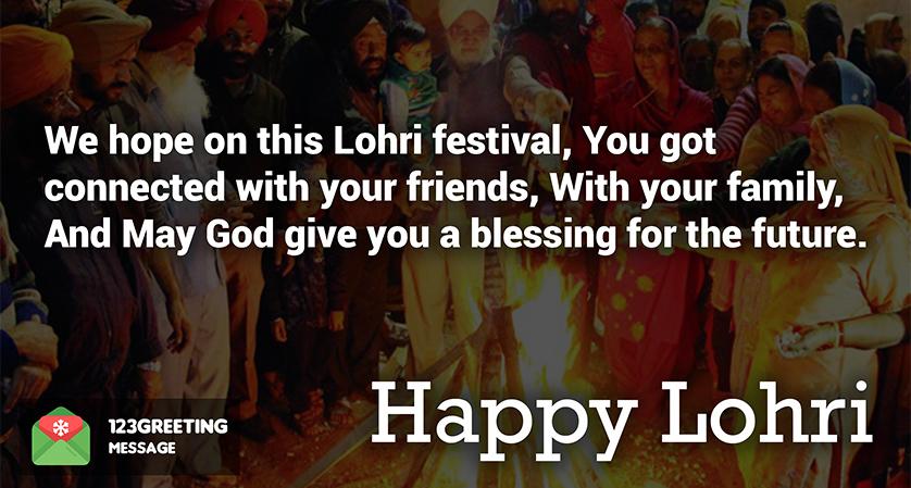 Happy Lohri 2019 Whatsapp Status